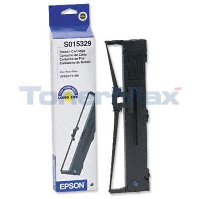 EPSON FX-890 PRINTER RIBBON BLACK 7.5M